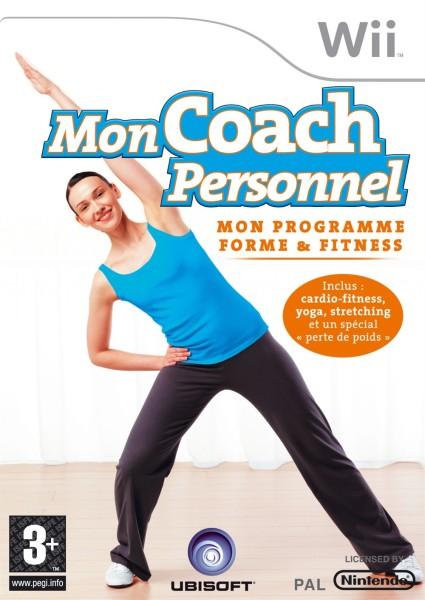 Mon Coach Personnel : Mon programme forme et fitness - Wii ...