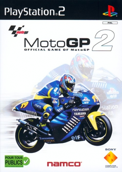 moto gp 2 ps2 jeux occasion pas cher gamecash. Black Bedroom Furniture Sets. Home Design Ideas