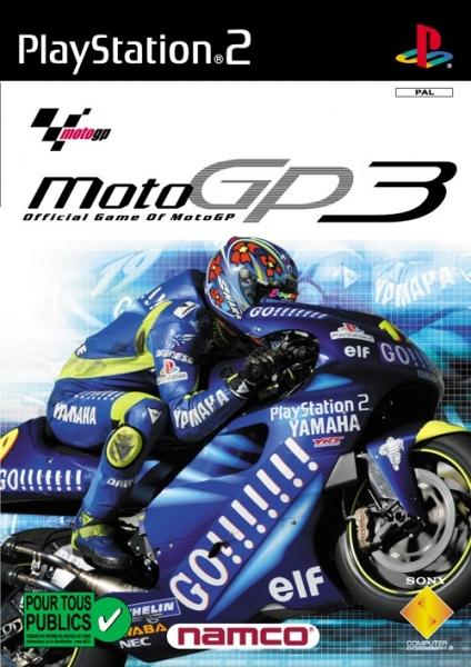 Moto GP 3 - PS2 - Jeux Occasion Pas Cher - Gamecash