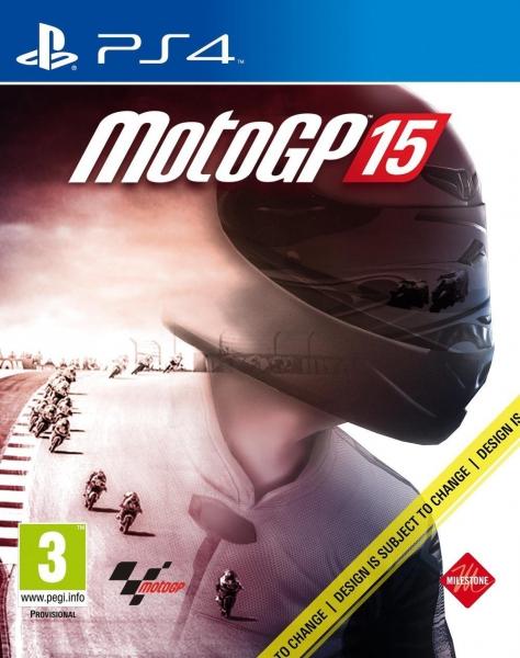 MotoGP 15 - PS4 - Jeux Occasion Pas Cher - Gamecash