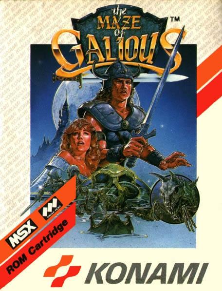 * MSX * LE STANDARD DU FUTUR  - Page 5 Msx-the-maze-of-galious-e150155