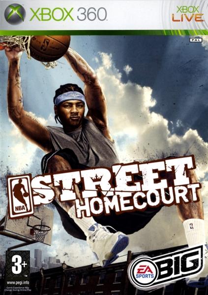 nba street homecourt x360 jeux occasion pas cher gamecash. Black Bedroom Furniture Sets. Home Design Ideas
