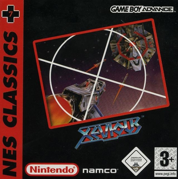 nes classics xevious ga jeux occasion pas cher gamecash. Black Bedroom Furniture Sets. Home Design Ideas