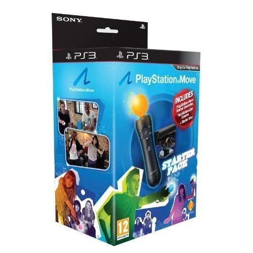 playstation move pack d couverte ps3 accessoire. Black Bedroom Furniture Sets. Home Design Ideas