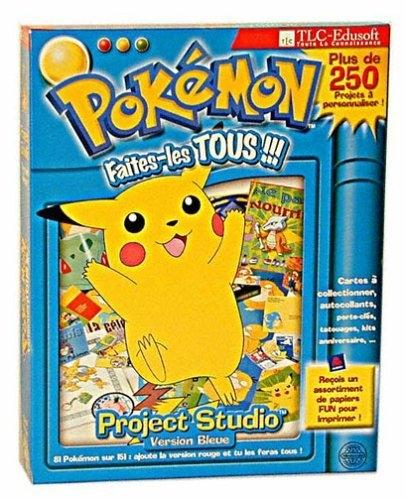 Pokemon Project Studio Images