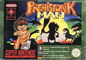 """Résultat de recherche d'images pour """"Prehistorik Man boîte"""""""