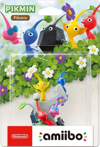 amiibo hey pikmin en bo te 3ds accessoire occasion pas. Black Bedroom Furniture Sets. Home Design Ideas