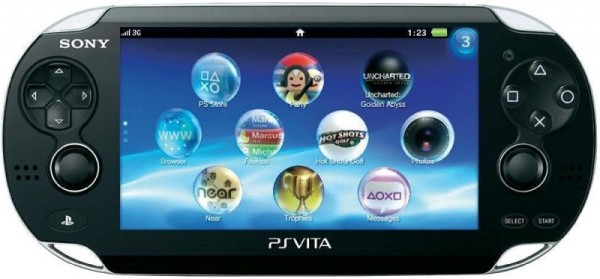 console ps vita 1000 3g wi fi psv console occasion. Black Bedroom Furniture Sets. Home Design Ideas