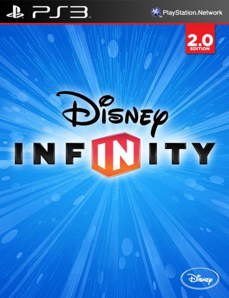 Disney Infinity 2.0 : Marvel Super Heroes - Jeu Seul - PS3