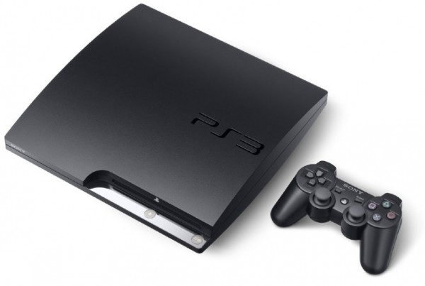 console playstation 3 slim 250 go ps3 console. Black Bedroom Furniture Sets. Home Design Ideas