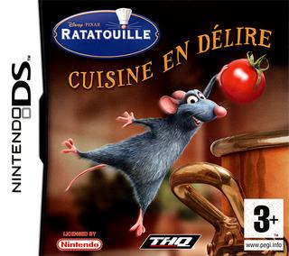 Ratatouille cuisine en delire ds jeux occasion pas for Cuisine ds