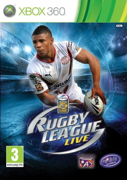 rugby league live x360 jeux occasion pas cher gamecash. Black Bedroom Furniture Sets. Home Design Ideas