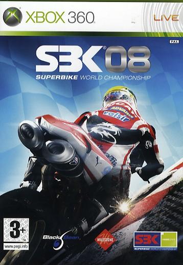 sbk 08 superbike world championship x360 jeux occasion pas cher gamecash. Black Bedroom Furniture Sets. Home Design Ideas
