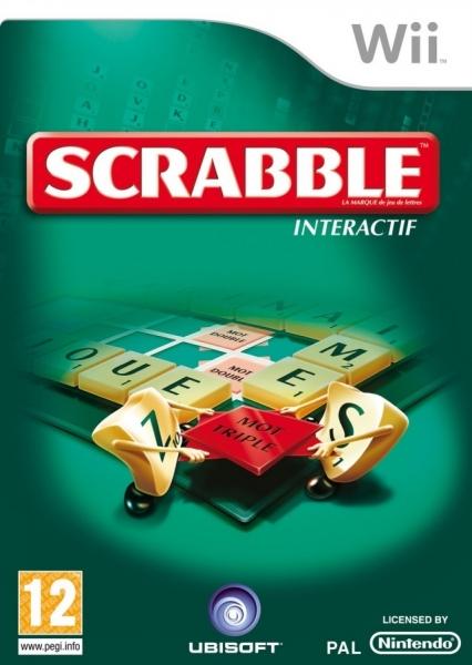 scrabble 2009 wii jeux occasion pas cher gamecash. Black Bedroom Furniture Sets. Home Design Ideas