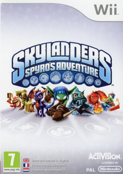 Skylanders spyro 39 s adventure jeu seul wii jeux - Jeux gratuits de skylanders ...
