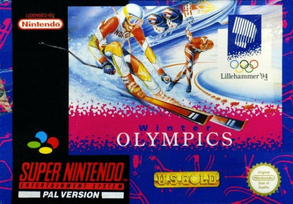 """Résultat de recherche d'images pour """"Winter Olympics : Lillehammer 94"""""""