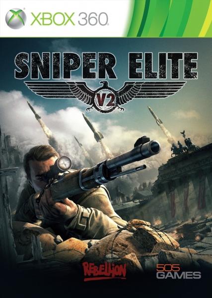 sniper elite v2 x360 jeux occasion pas cher gamecash. Black Bedroom Furniture Sets. Home Design Ideas