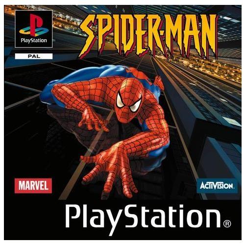 Spider Man Psx Jeux Occasion Pas Cher Gamecash