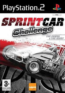 sprint car challenge ps2 jeux occasion pas cher gamecash. Black Bedroom Furniture Sets. Home Design Ideas