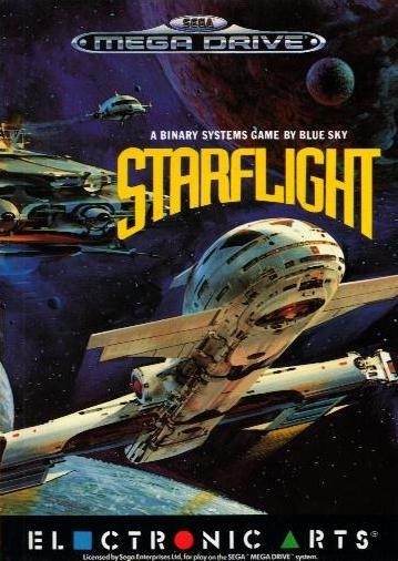 Votre jeu préféré par console de quatrième génération? - Page 2 Starflight-e61556