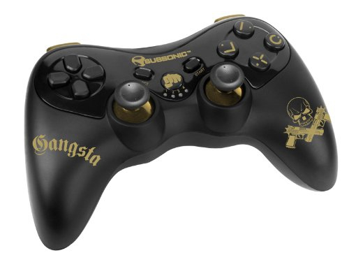manette subsonic gangsta ps3 accessoire occasion pas. Black Bedroom Furniture Sets. Home Design Ideas