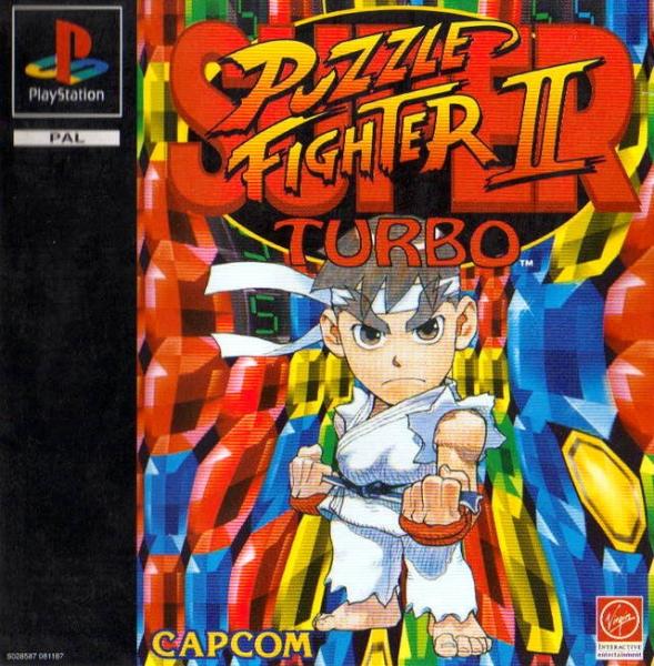Psx Psp Super Puzzle Fighter Ii Turbo
