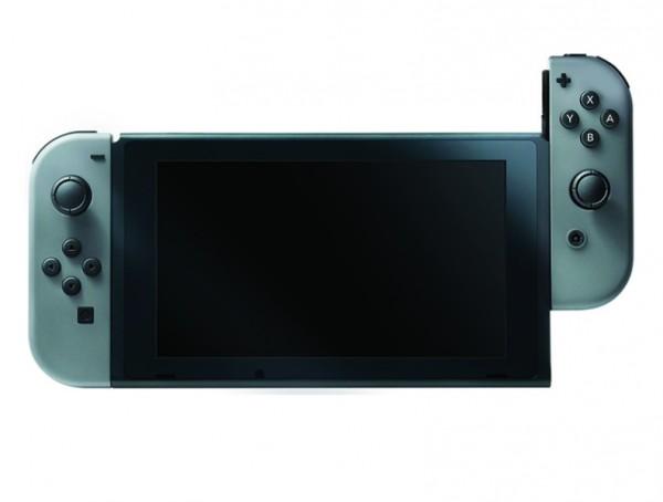 console nintendo switch avec joy con gris swi console occasion pas cher gamecash. Black Bedroom Furniture Sets. Home Design Ideas