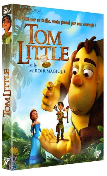 Tom little et le miroir magique dvd jeux occasion for Le miroir magique