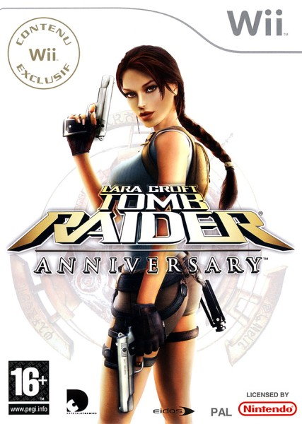 tomb raider anniversary wii jeux occasion pas cher gamecash. Black Bedroom Furniture Sets. Home Design Ideas