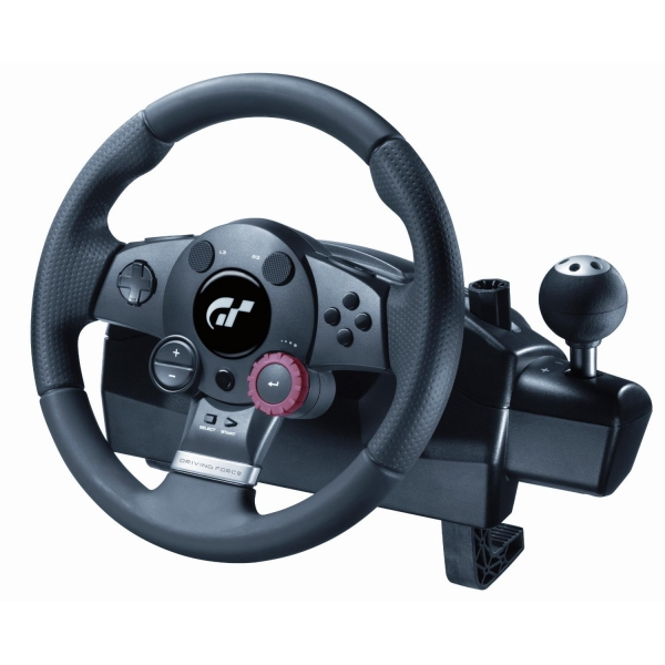 volant driving force gran turismo ps3 accessoire. Black Bedroom Furniture Sets. Home Design Ideas