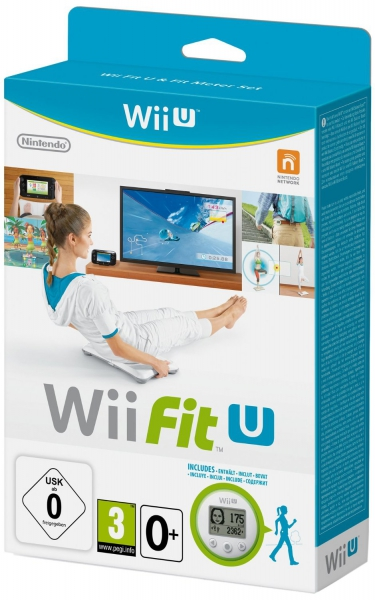 wii fit u fit meter wiu jeux occasion pas cher. Black Bedroom Furniture Sets. Home Design Ideas