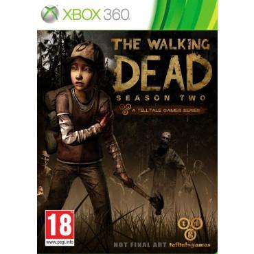 the walking dead saison 2 x360 jeux occasion pas cher gamecash. Black Bedroom Furniture Sets. Home Design Ideas