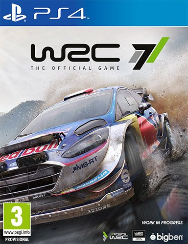 wrc 7 ps4 jeux occasion pas cher gamecash. Black Bedroom Furniture Sets. Home Design Ideas