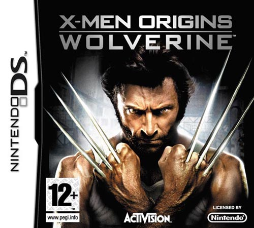 x men origins wolverine ds jeux occasion pas cher gamecash. Black Bedroom Furniture Sets. Home Design Ideas