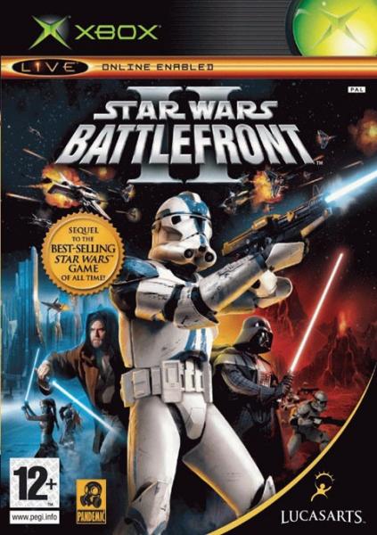 star wars battlefront 2 xb jeux occasion pas cher