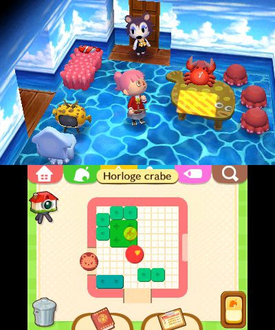 Animal Crossing Happy Home Designer 3ds Jeux Occasion Pas Cher Gamecash