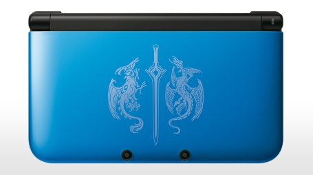 Console nintendo 3ds xl bleue fire emblem awakening en for 3ds xl occasion pas cher