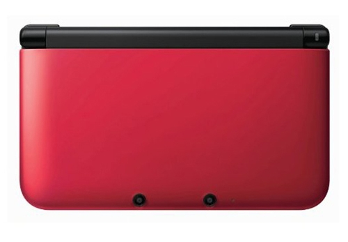 console nintendo 3ds xl rouge noir 3ds console occasion pas cher gamecash. Black Bedroom Furniture Sets. Home Design Ideas