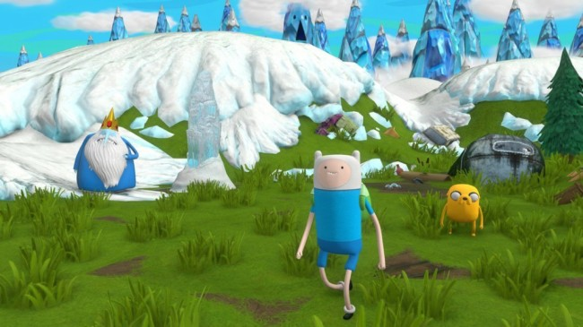 adventure time finn et jake ps4 (3)