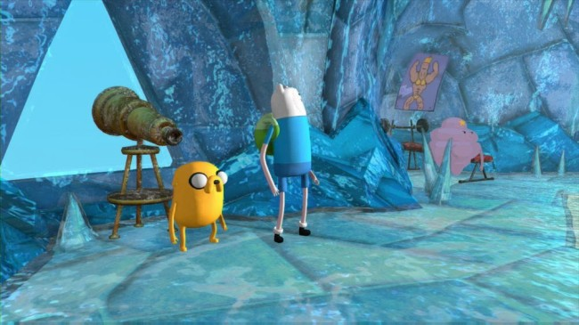 adventure time finn et jake ps4 (4)