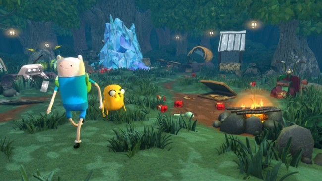 adventure time finn et jake ps4 (5)