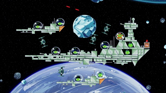 angry birds star wars screen1
