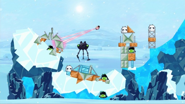 angry birds star wars screen3