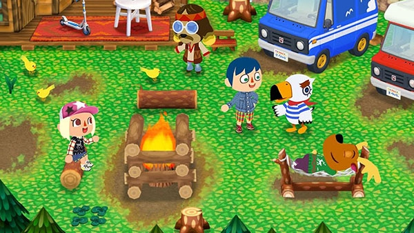 Animal Crossing New Leaf Welcome 1