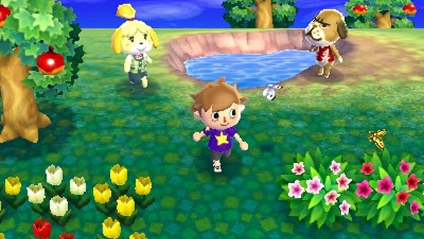 Animal Crossing New Leaf Welcome 3