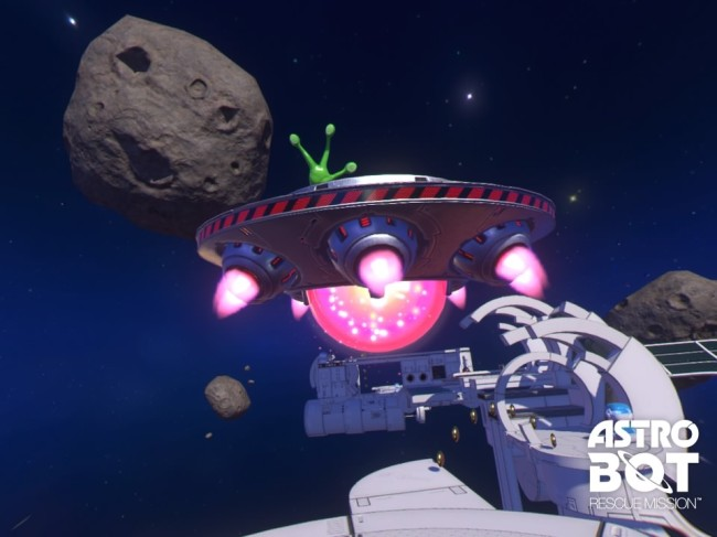 Astro Bot Rescue Mission 1