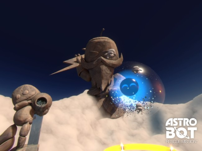 Astro Bot Rescue Mission 4
