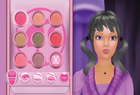 Barbie star de la mode wii jeux occasion pas cher gamecash - Google jeux barbie ...