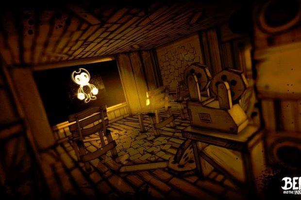 Bendy and the Ink Machine 4