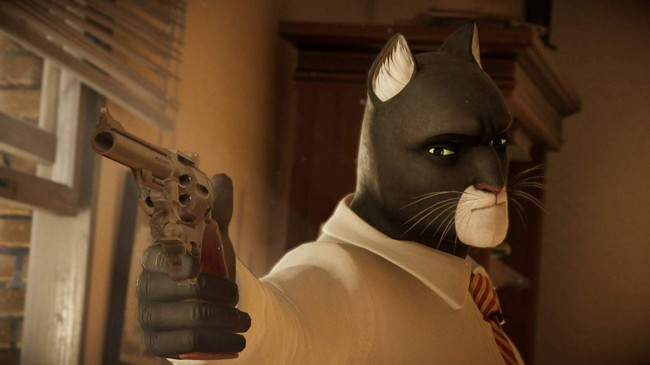 Blacksad Under The Skin 1